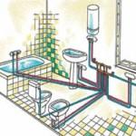 Installation de systèmes d'approvisionnement en eau et d'égouts