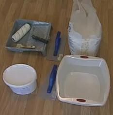 outils de papier peint liquide
