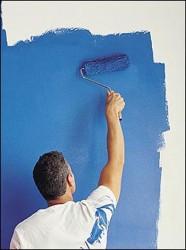 processus de peinture murale
