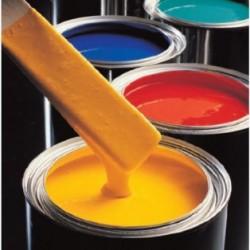 peinture en canettes