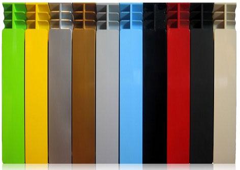 Coloration des radiateurs chauffants: choix de la préparation de la peinture et exécution du travail