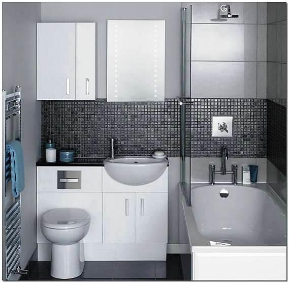 petite finition de salle de bain