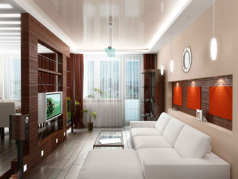 conception d'éclairage de petits appartements
