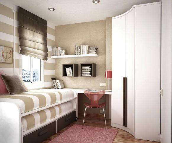 conception de rideaux pour petits appartements