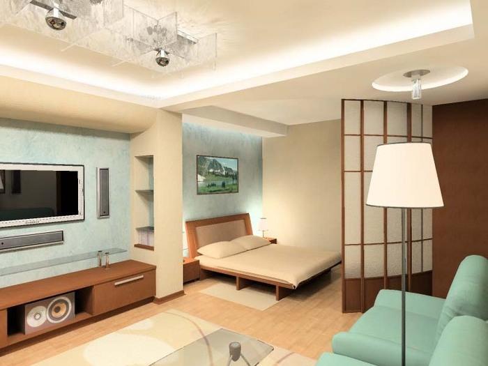 conception de petits appartements couleur 2