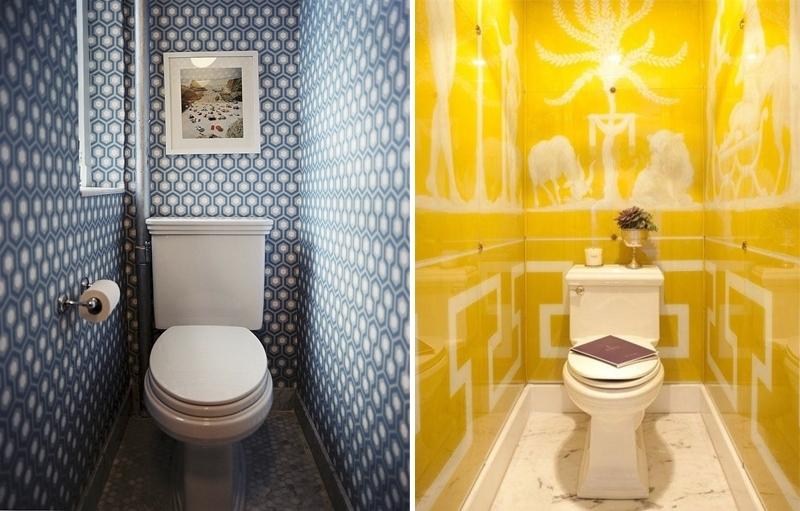 petit décor de toilette