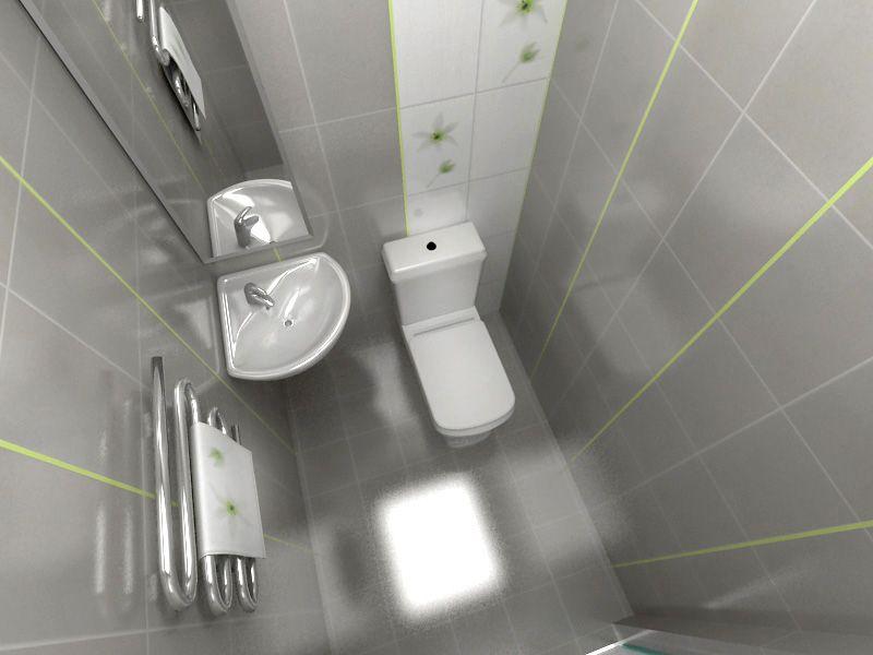 6 idées pour concevoir une petite toilette + photo