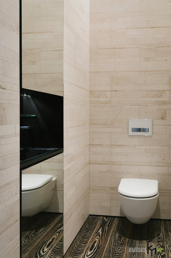 petit miroir de toilette 2
