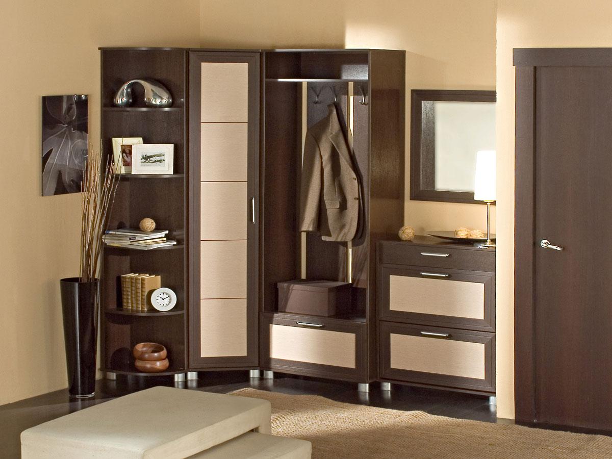 Quels meubles choisir pour le couloir: 8 conseils