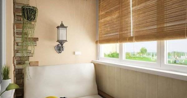 8 options pour la décoration décorative de balcon avec photo