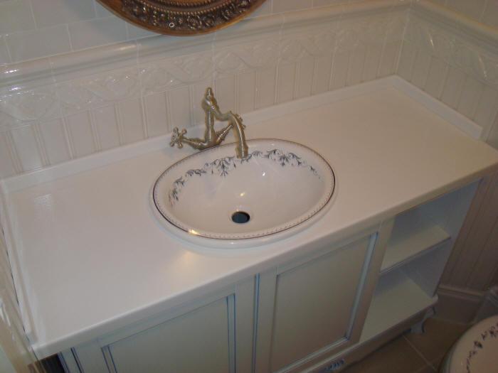 vasque à encastrer
