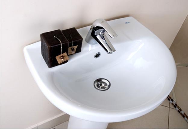vasque en faïence