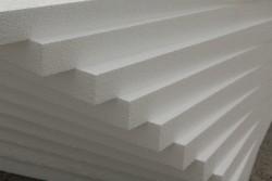 isolation des murs de la maison avec du polystyrène 3