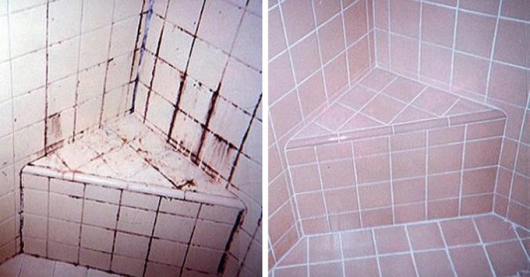 14 façons de laver et nettoyer les carreaux de céramique (carreaux)