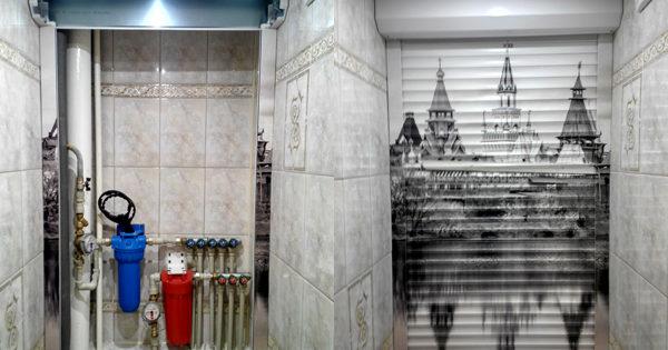 Choisir un volet roulant dans les toilettes - 9 conseils utiles