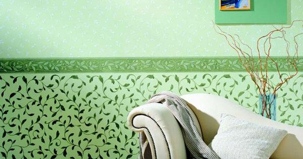 Bordure de papier peint: 5 conseils pour choisir et coller un ruban de bordure