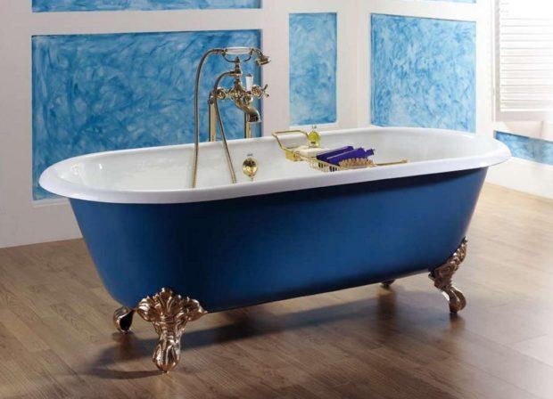 9 conseils pour choisir le bain en fonte: avantages, inconvénients, taille