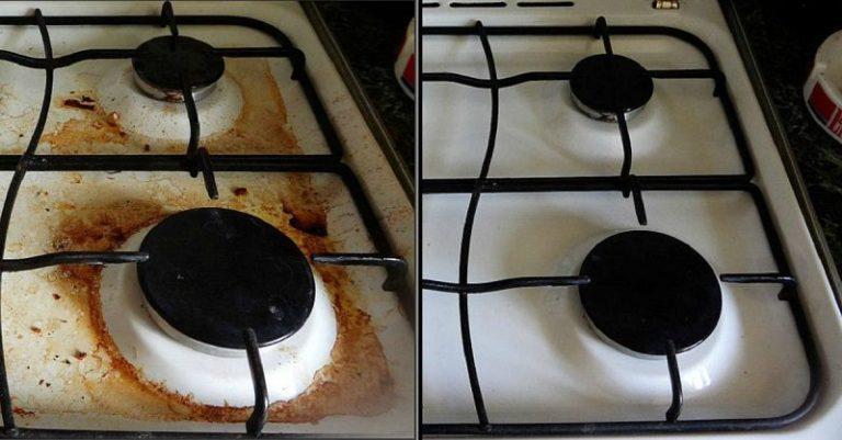 22 façons de nettoyer le poêle des dépôts de graisse et de carbone à la maison