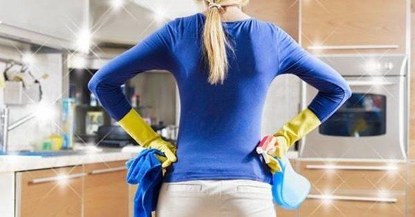 16 façons de nettoyer les armoires de cuisine de la graisse