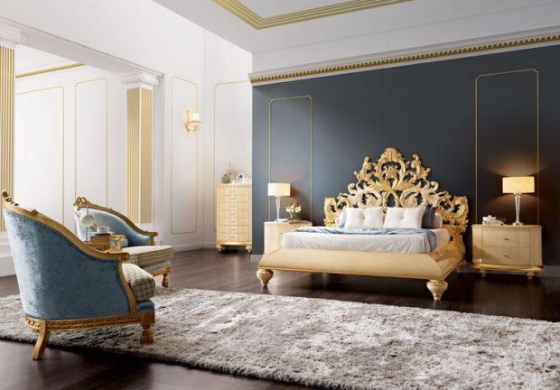 Style baroque à l'intérieur de l'appartement: 8 conseils pour créer + photo