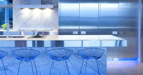 Style high-tech à l'intérieur: 11 recommandations d'aménagement + photo