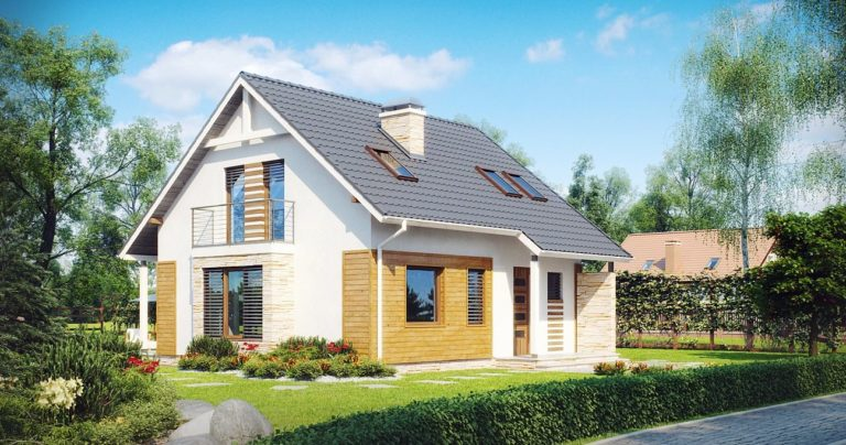 TOP 11 projets de maisons en béton cellulaire pour la construction privée