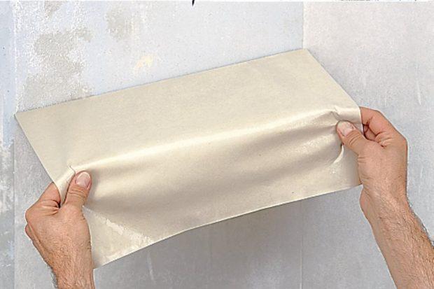 11 façons de supprimer rapidement et facilement les vieux papiers peints des murs