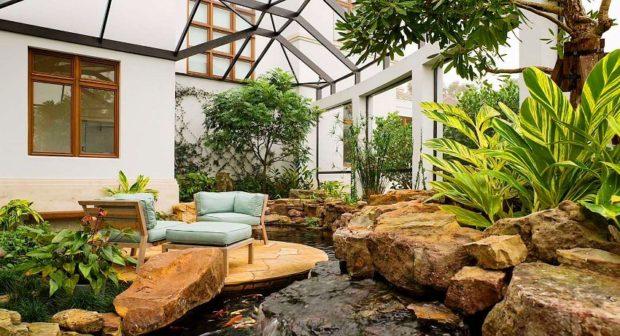 Jardin d'hiver dans une maison privée: 14 conseils pour organiser de vos propres mains + photo
