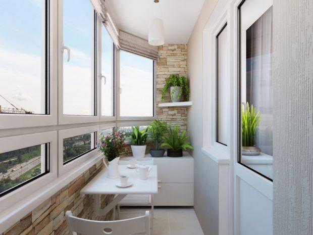 8 conseils pour organiser un vitrage chaleureux des balcons et des loggias