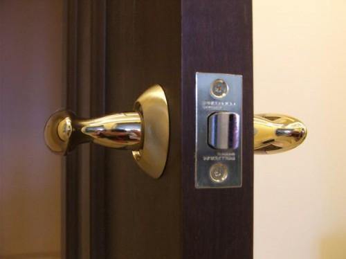 Comment choisir une serrure pour la porte intérieure