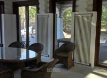 Chauffage de haute qualité dans une maison privée