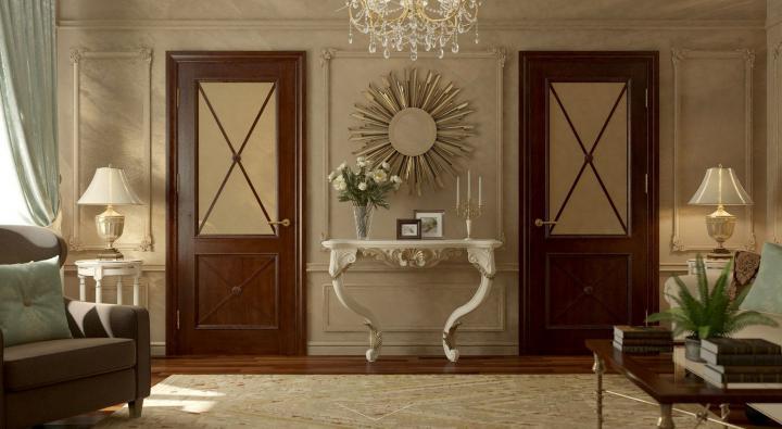 Les plus grands fabricants de portes intérieures en bois massif
