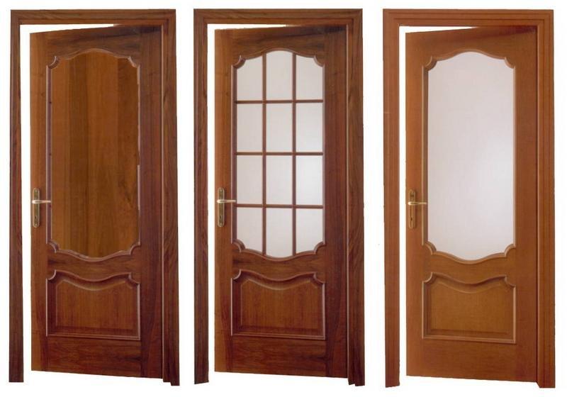 porte intérieure en bois 2