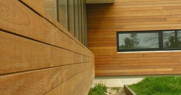 5 conseils pour choisir un revêtement en bois pour décorer la façade de la maison