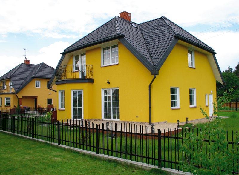 8 conseils pour choisir la peinture pour la façade de la maison: types, couleur, fabricant