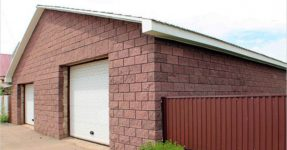 De quoi construire un garage: 7 meilleurs matériaux pour un garage