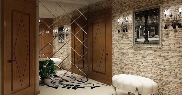 9 matériaux de mur de couloir