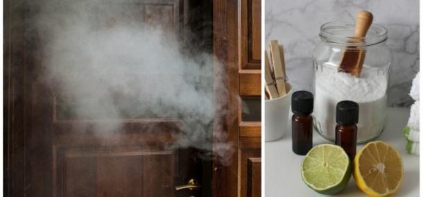 Comment se débarrasser de l'odeur du tabac et des cigarettes dans l'appartement: 27 façons