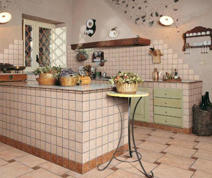 15 conseils pour choisir des carreaux de céramique pour la cuisine