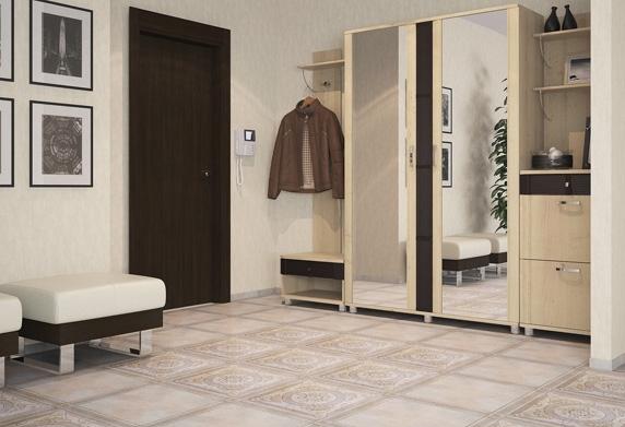 8 revêtements de sol pour couloirs