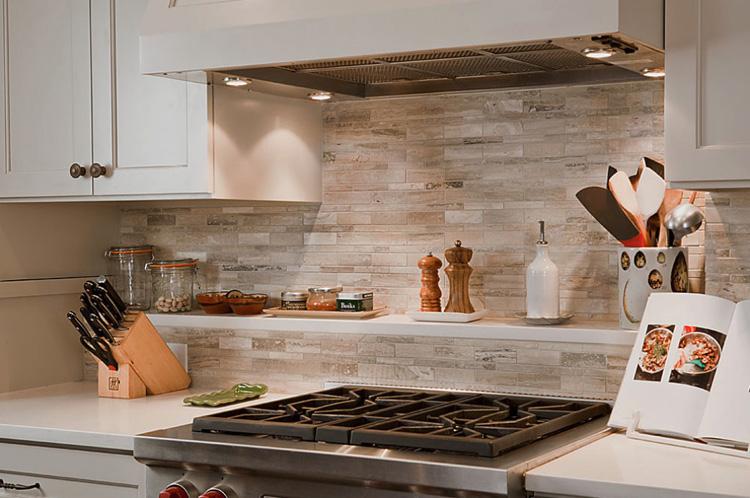 11 conseils pour finir un tablier (mur de travail) dans la cuisine
