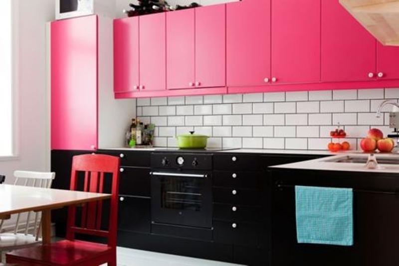 6 conseils sur les façades de cuisine à choisir: matière et couleur
