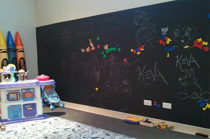 7 conseils pour choisir l'ardoise et la peinture magnétique pour les murs