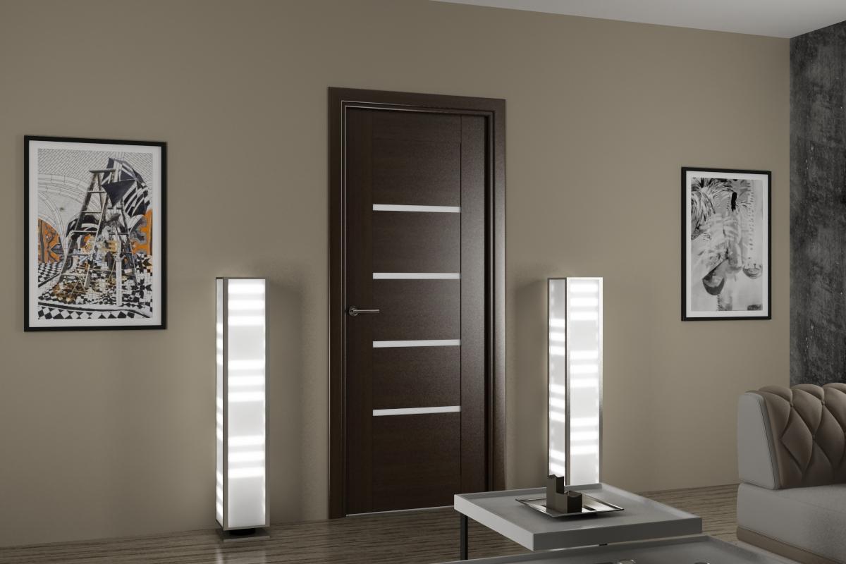 Quelles portes intérieures choisir pour un appartement: matériaux et design