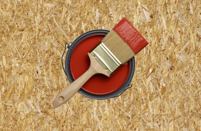 Comment peindre la plaque OSB à l'extérieur et à l'intérieur de la maison: 8 conseils