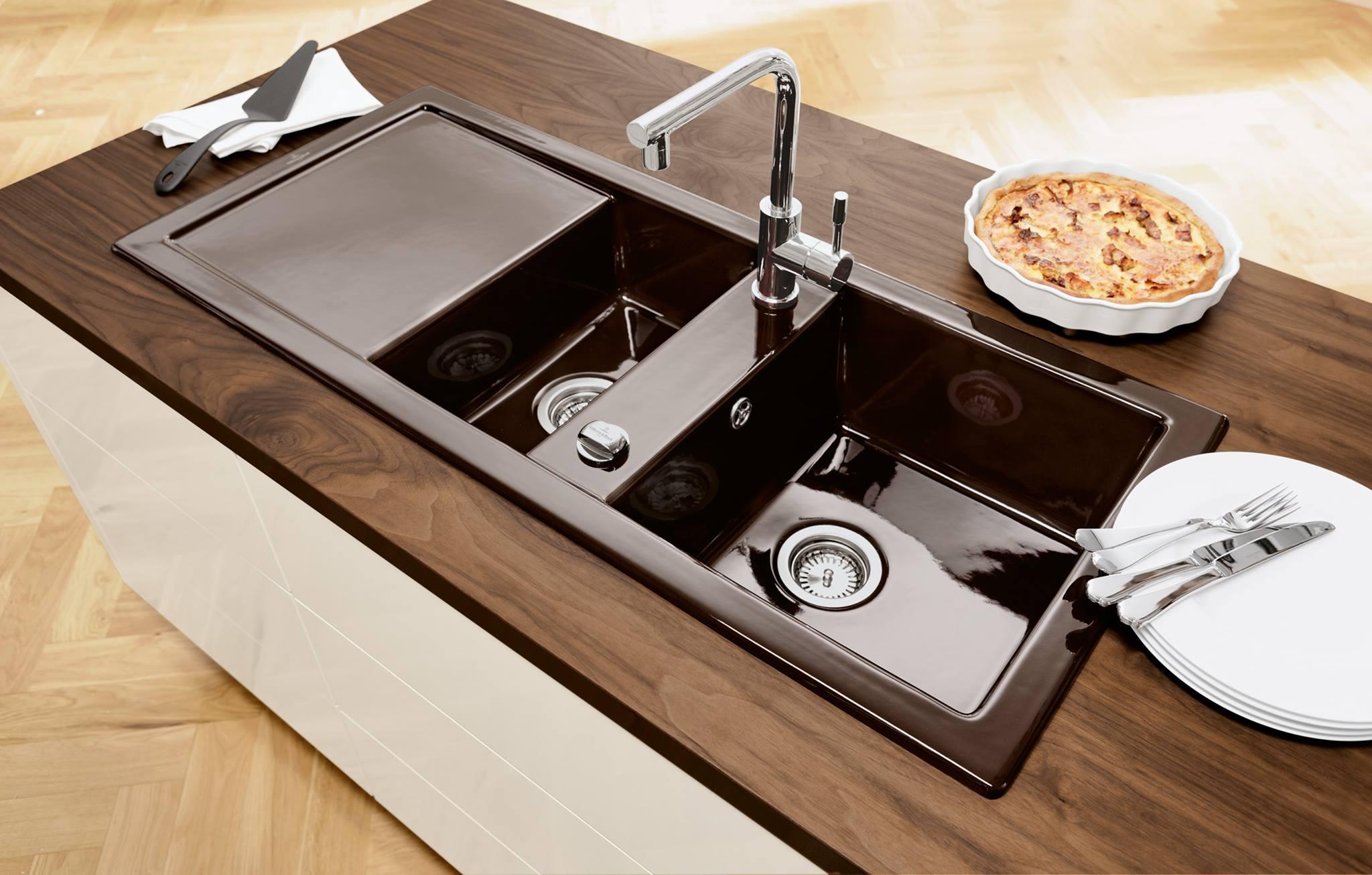 Quel évier (évier) choisir pour la cuisine: matériau, design