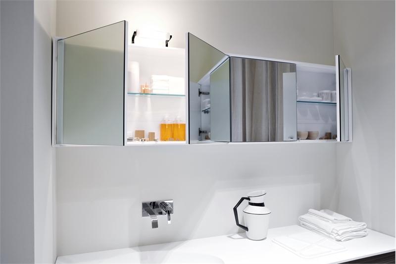 6 conseils pour choisir les armoires murales de salle de bain