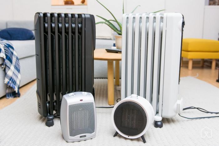 6 conseils pour choisir un radiateur électrique pour la maison et le jardin