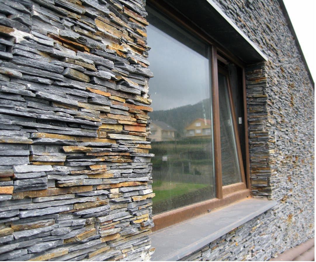 7 conseils pour choisir une pierre de parement pour la façade et le sous-sol
