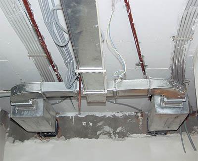 ventilation forcée